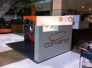 Coinverse's Bitcoin ATM in Sao Paulo