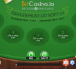 BitCasino.io Launches First Ever Bitcoin Branded Blackjack Game