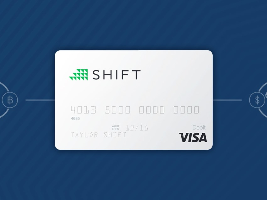 Introducing the Shift Card