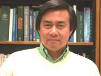 Joe Loo, Ph.D., Department of Chemistry and Biocehmistry