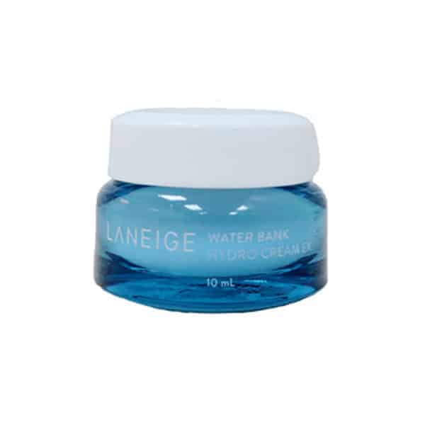 LANEIGE Water Bank Hydro Cream EX (Combination to Oily Skin Types) (10ml)