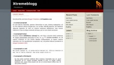 Xtremeblogg