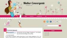 Mulher Convergente