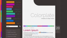 Colorplate