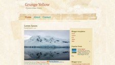 Grunge Yellow