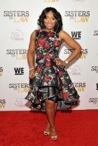 """NEW YORK, NEW YORK - MARCH 23: Yandy Smith attends as WE tv hosts exclusive premiere screening for new series ""Sisters in Law"" on March 23, 2016 in New York City. (Photo by D Dipasupil/Getty Images for WE tv)"""