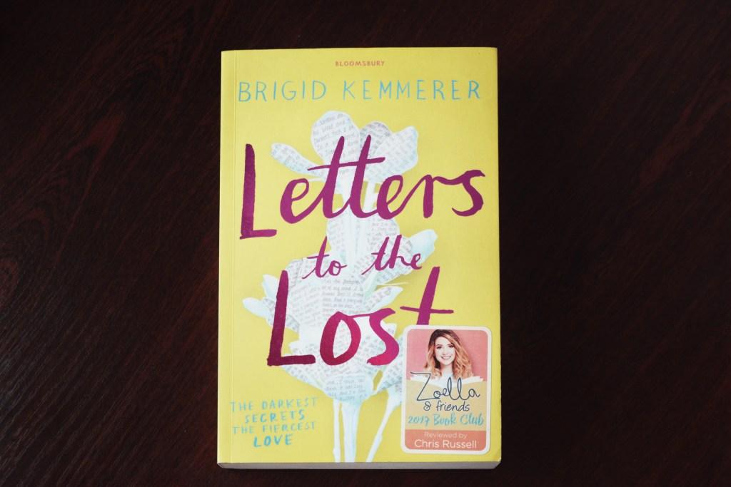 letters to the lost - brigid kemerer - listy do utraconej - recenzja - książka - do poczytania - bthegreat.pl
