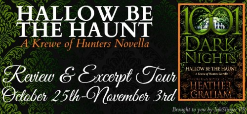 Hallow be the Haunt tour banner
