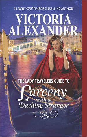 Lady Traveler's Guide to Larceny cover