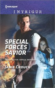 Special Forces Savior cover