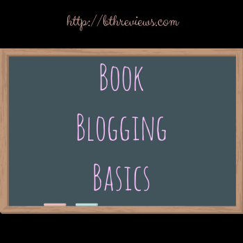Book Blogging Basics feature image