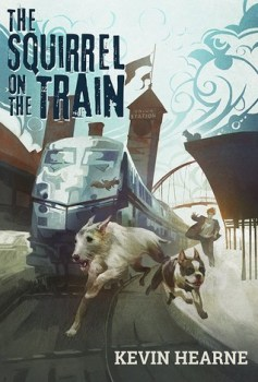 The Squirrel on the Train cover