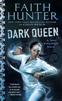 Dark Queen by Faith Hunter