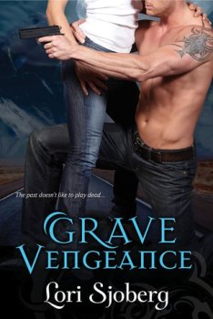 Grave Vengeance by Lori Sjoberg cover