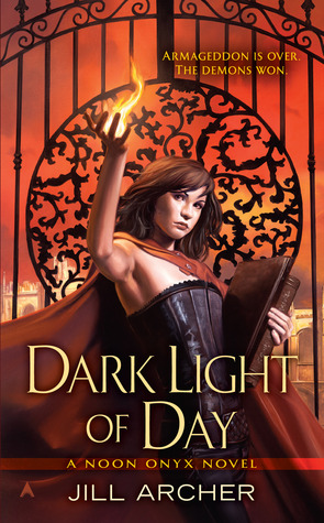 Dark Light of Day cover author: Jill Archer