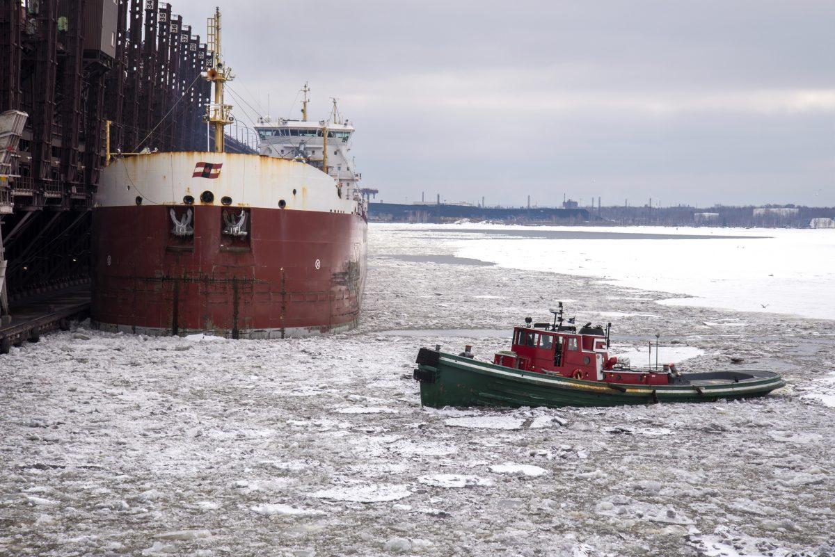 Duluth Superior Harbor