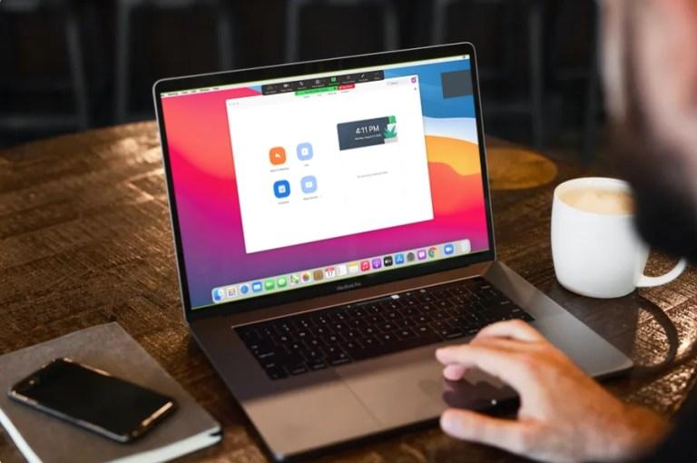 Как поделиться экраном с помощью Zoom на Mac
