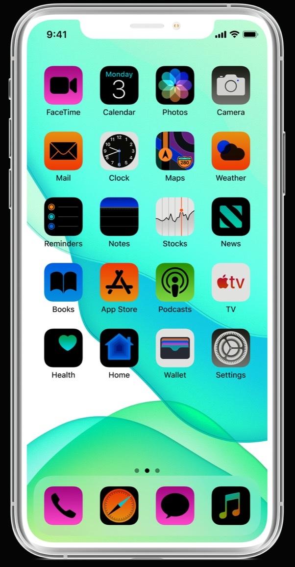 Как инвертировать цвета экрана на iPhone и iPad