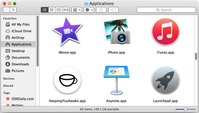 Как использовать iPhoto вместо приложения Mac Photos в OS X
