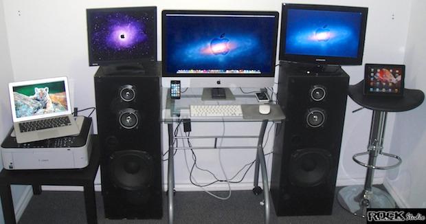Настройки для Mac: домашний офис фотографа