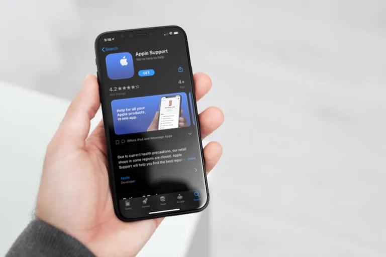 Как общаться со службой поддержки Apple на iPhone и iPad
