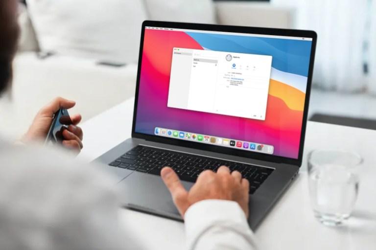 Как добавить новые контакты на Mac и удалить их