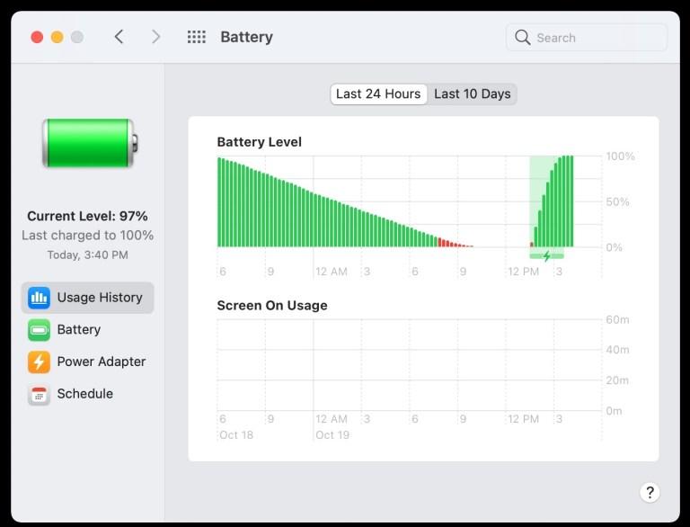 Почему мой Mac разряжает аккумулятор во время сна?