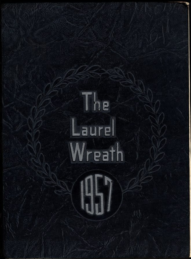 Laurel Wreath for 1957