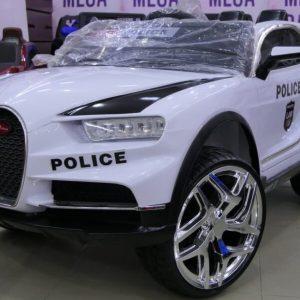 Police Kids Jeep