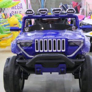 Spider Kids Jeep
