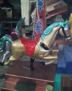 Horse Ride Token Toys