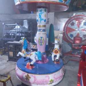 Round Horse Token Toys