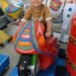 Motor Bike Token Toys