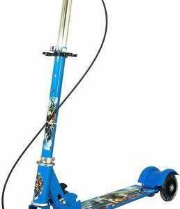 BTL Toys has successfully launched another amazing yet stylish model of Brake Imported Three Wheeler Scooter For Kids Scooty.