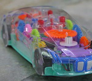 CONCEPT RACING 3D CAR