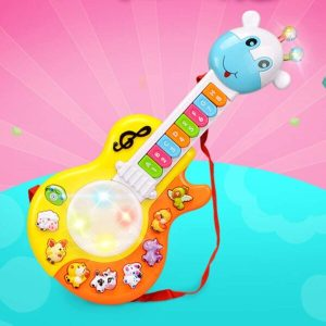 Music Guitar for Kids with Lights and Sound