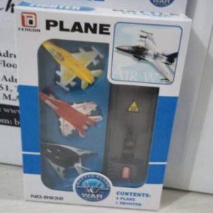 Battle Flying Plane