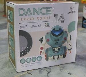 Dance Spray Robot Toy