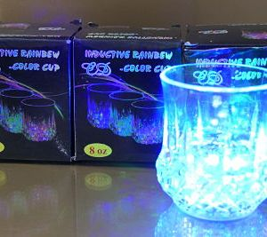 Inductive Rainbow Color Glass