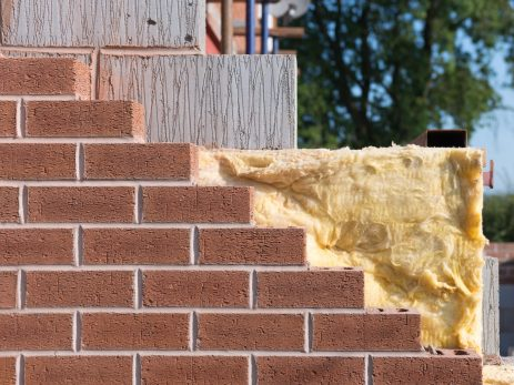 Cavity wall insulation is useful in storing heat and saving you money