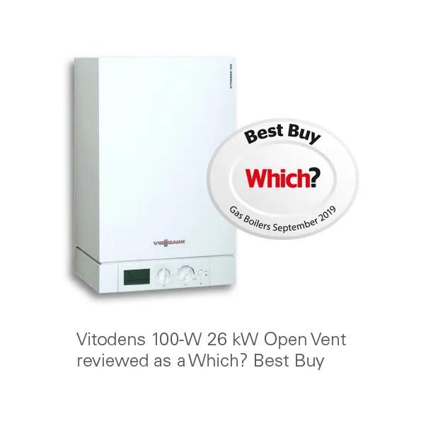 Viessmann Vitodens 100-w Review useful info