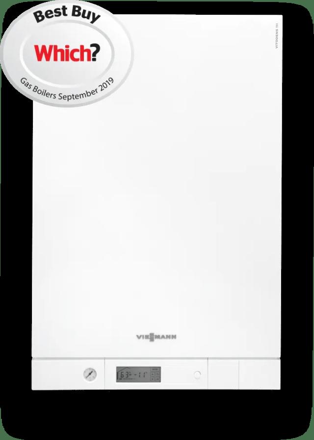Vitodens 111-W Boiler