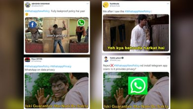 Whatsapp policy memes and posts