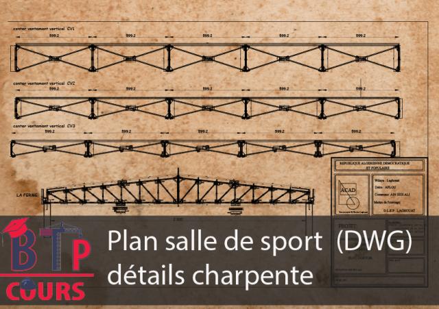 Plan Détail sur btp-cours.com