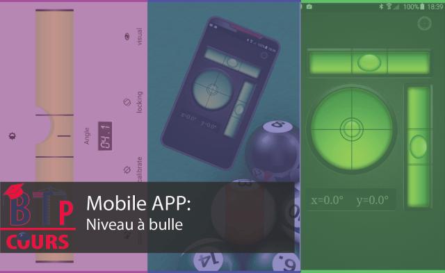 Mobile app sur btp-cours.com