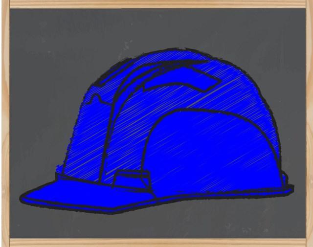 Le casque bleu : chef d'équipe: