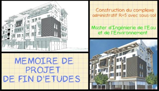 PROJET DE FIN D'ETUDES R+5