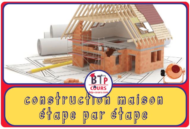 construction maison etape par etape pdf