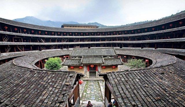 Hakka Tulou: trésors du patrimoine mondial