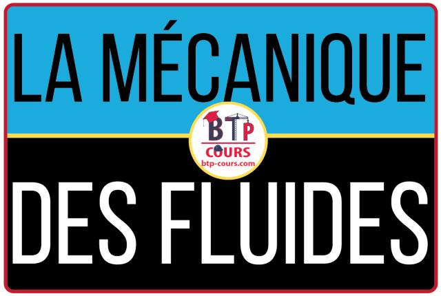 mécanique des fluide